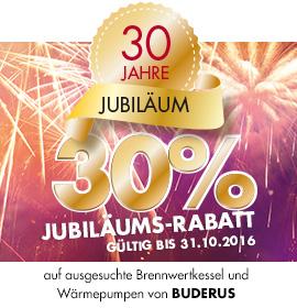 30 Jahre Jubiläum ESR-BOLENDER